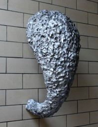 Buffoon – 2018 (Aluminum) 2.5' x 1.5' x 1.5'